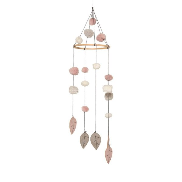Baby Mobile for Crib and Cot Rose