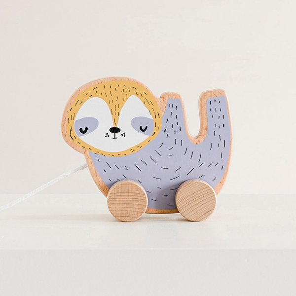 baby-wooden-pull-toy-sloth-petite-amelie-1