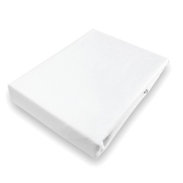 Cot Bed Mattress Protecting Fitted Sheet 140x70 cm from Petite Amélie