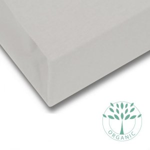 Organic Cotton Fitted Bed Sheet for Toddler from Petite Amélie