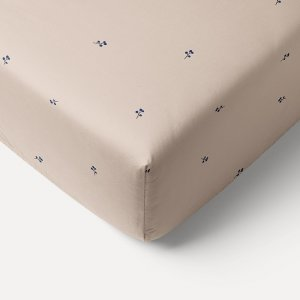 toddler_fitted_sheet_dusty_pink_floral_print_70x140cm