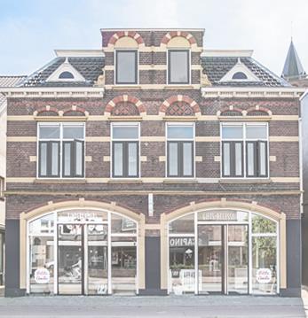 Concept Store Petite Amélie voorzijde | Kerkstraat 6, 1404HH Bussum