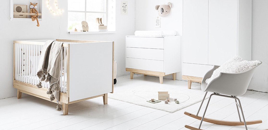 Childrens furniture for the nursery room